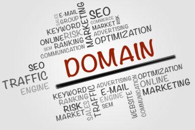 Domain mainostuksen keskiössä