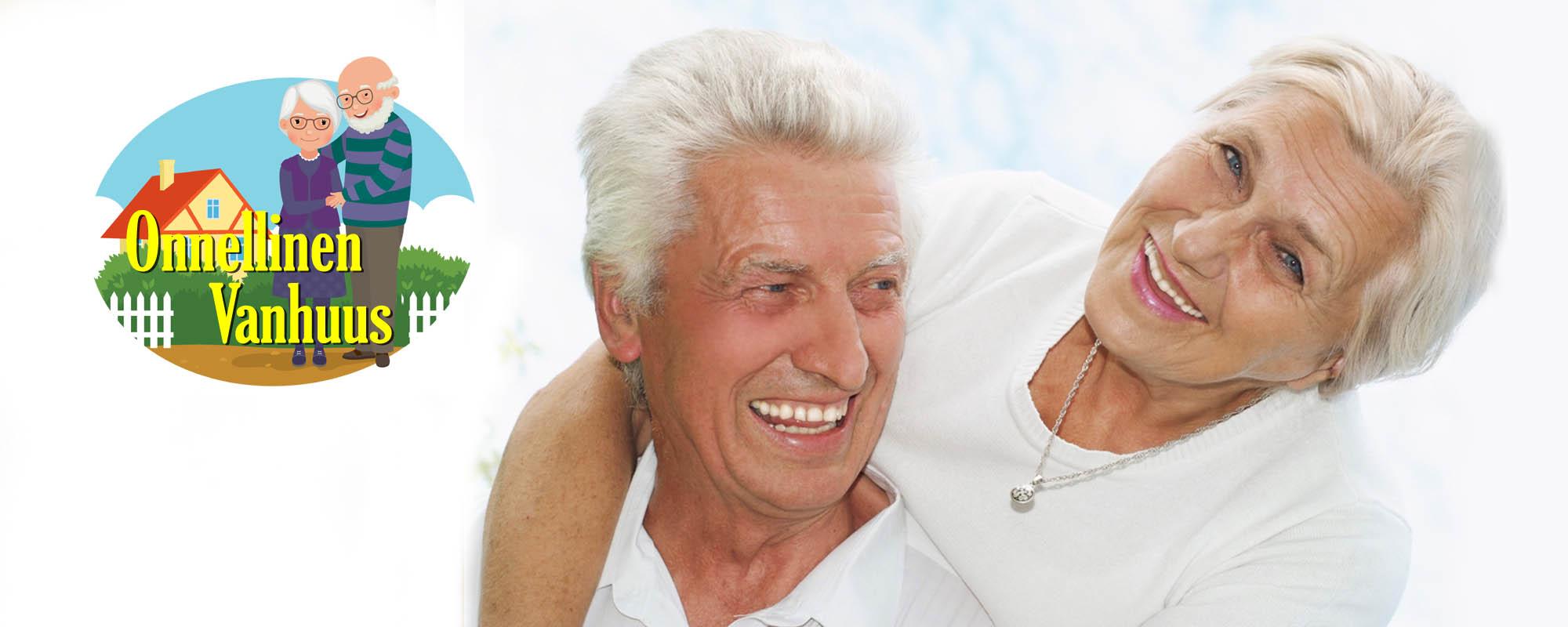 Onnellinen vanhuus